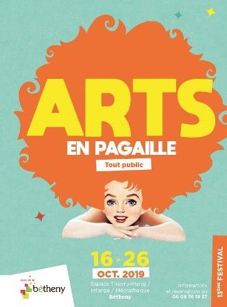 Festival Arts en pagaille