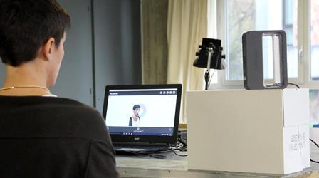workshop artfabrique : Initiation au scanner 3D