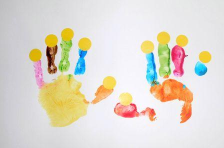 Atelier des bébés peintres