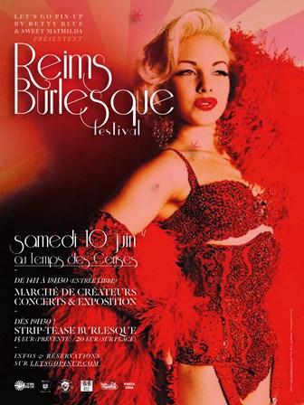 4è édition du Reims Burlesque Festival