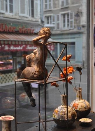 Anne-Marie Bilbeau «artiste sculpteur »
