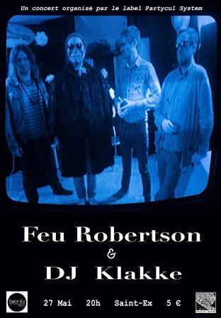 Feu Robertson & DJ Klakke