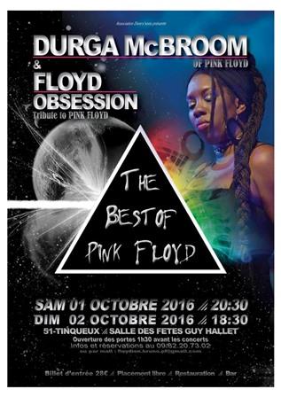 Floyd Obsession et Durga McBroom