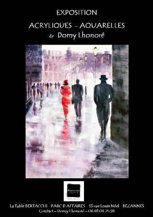 Exposition  Domy Lhonoré