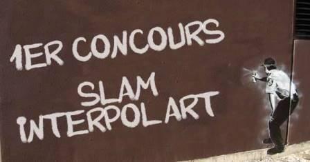 Concours Slam Interpol'Art