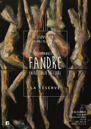 """""""Entre Chair et Terre"""" - Emmanuel Fandre"""