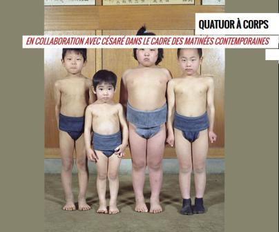Quatuor à corps