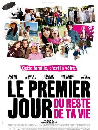 """Ciné-Club for students : """"Le premier jour du reste de ta vie"""""""