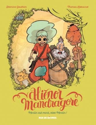 Aliénor Mandragore