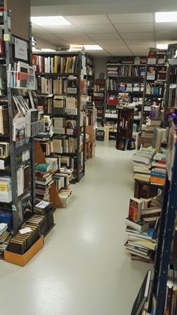 Braderie de livres
