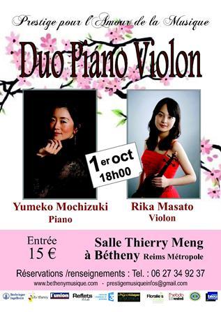Duo piano-violon