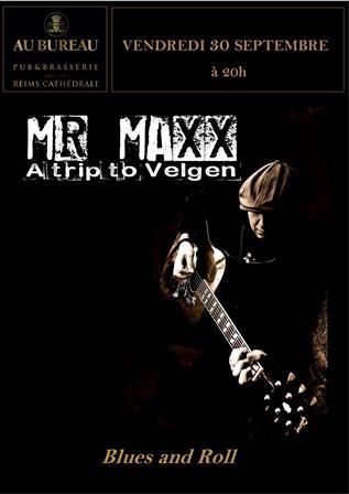 Mr Maxx Trio