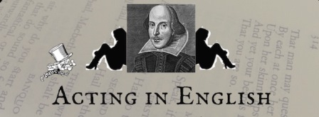 Stage Théâtre en anglais / Acting in English