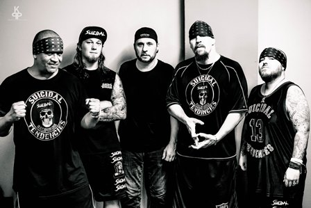 Suicidal Tendencies & World Gone Mad