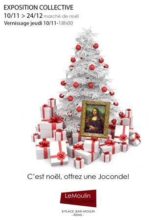 C'est Noël, offrez une Joconde !