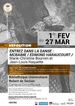 Entrez dans la danse : MCBaime / Edmond Haraucourt