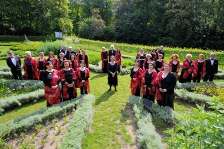 Concert Schubert - Chant choral par Ars Vocalis