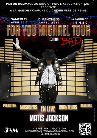For You Michael Tour-Edition Bad