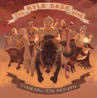 Kyle Gass Band + 1ere Partie