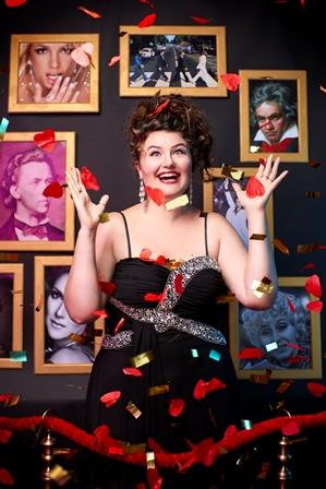 La Pop Cantatrice Noémie Lamour