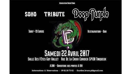 Tribute band Deep Purple