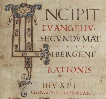Splendeurs de l'enluminure carolingienne