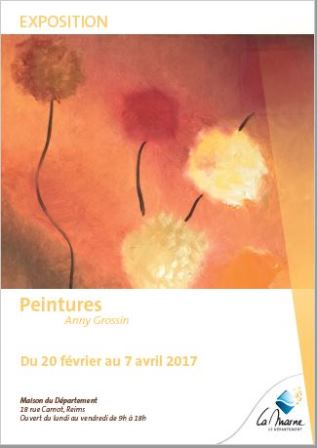 Exposition - Anny Grossin