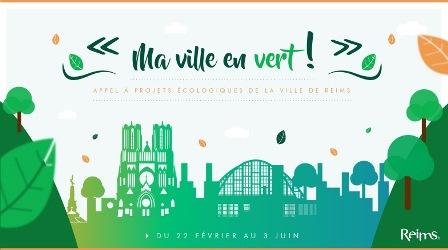 """""""Ma ville en vert"""" : associations à vos idées !"""