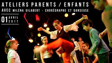 Ateliers parents / enfants avec Milena Gilabert