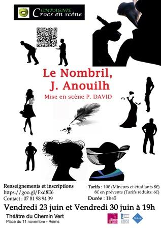 Le nombril - De Jean Anouilh
