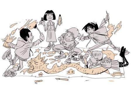 Battle de dessins