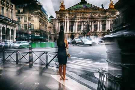 Mon  Paris Flou