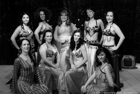 Les Belly's - Cie de danse orientale