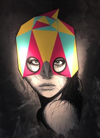 """""""W"""" (Masked Women) de MOES"""