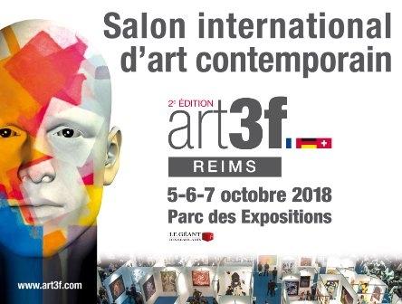 Salon international d'art contemporain art3f