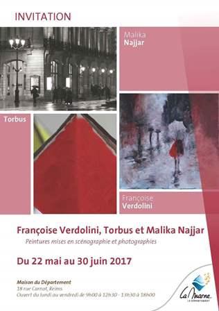 Françoise Verdolini, Torbus et Malika Najjar