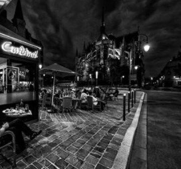 Les terrasses musicales du café Le Cardinal