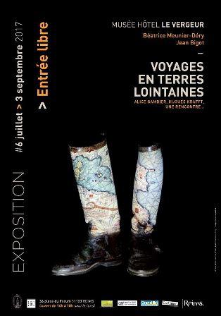 Voyages en terres lointaines