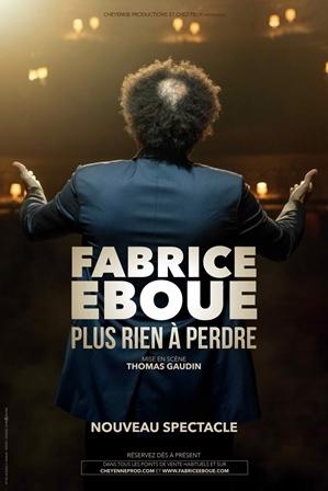 """Fabrice Eboué """" Plus rien à perdre """""""