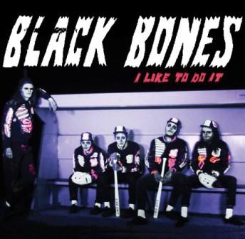 Noche de muertos : Black Bones's Release Party