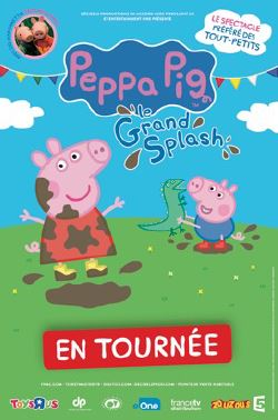 "Peppa Pig ""Le grand splash"""