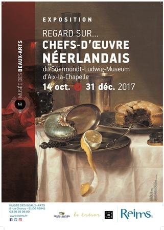 Regard sur...Chefs-d'oeuvre néerlandais du Suermondt-Ludwig-Museum d'Aix-la-Chapelle