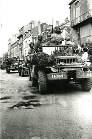 """""""La Libération de Reims le 30 août 1944"""""""