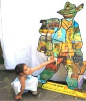 Van Gogh pour les enfants