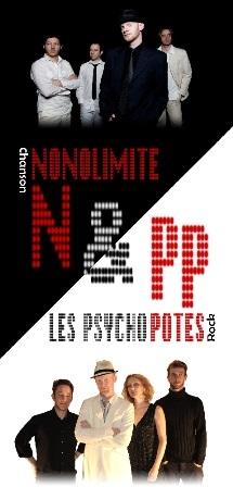 Nono Limit & les Psychopotes