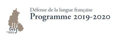 Défense de la Langue Française