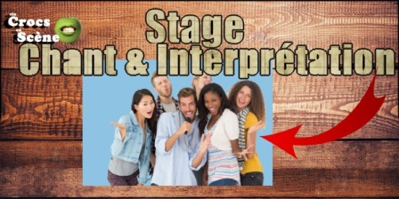 Stage Chant et Interprétation