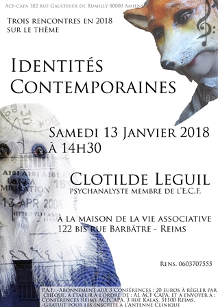 Identités contemporaines