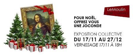 Exposition collective & Marché de Noël