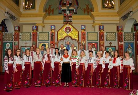 Concert de Noëls Ukrainiens